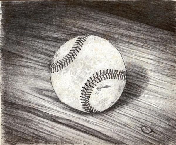found baseball