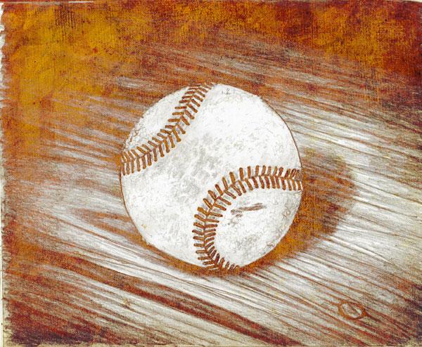 found baseball color