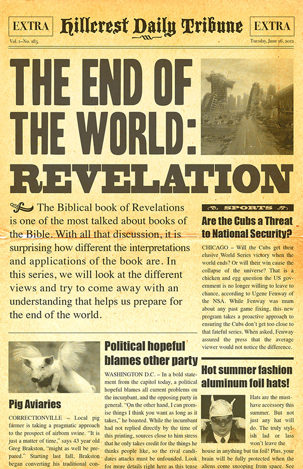 The End of the World: Revelation